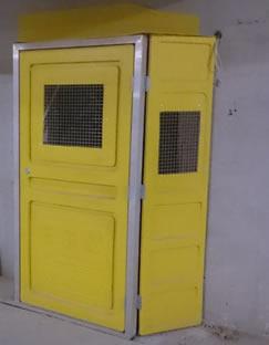 Elevator Safety Gates